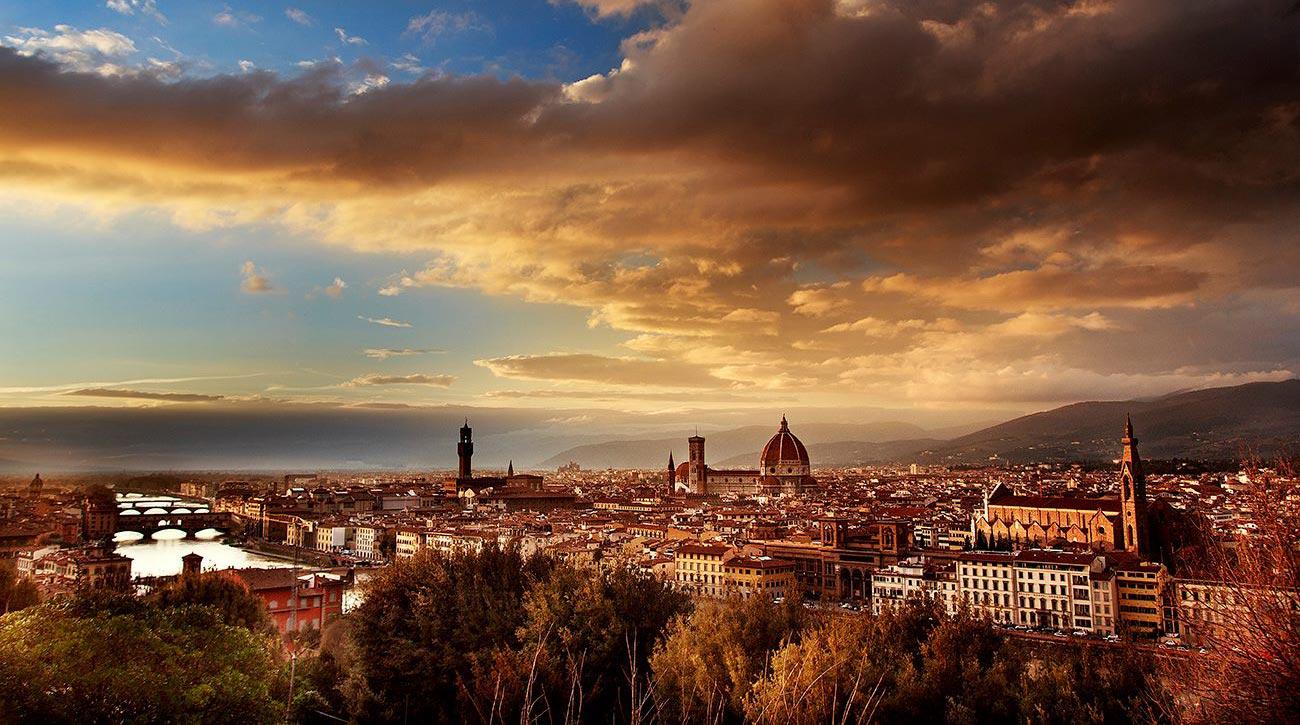 Флоренция столица тосканы