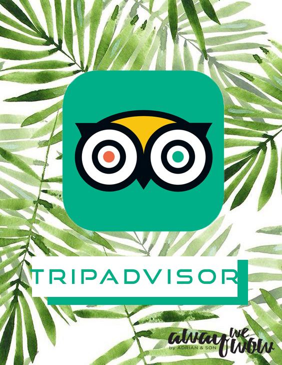ứng dụng du lịch hữu ích